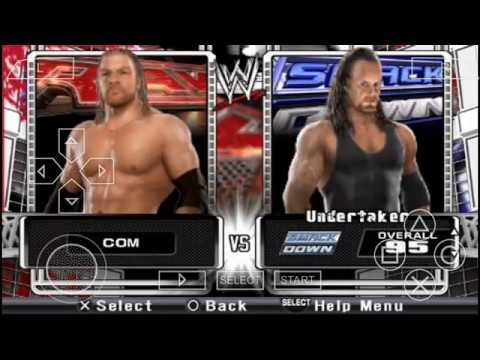wwe smackdown vs raw 2009 download psp