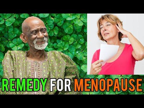 Dr Sebi - Natural Herbal Remedy For Menopause