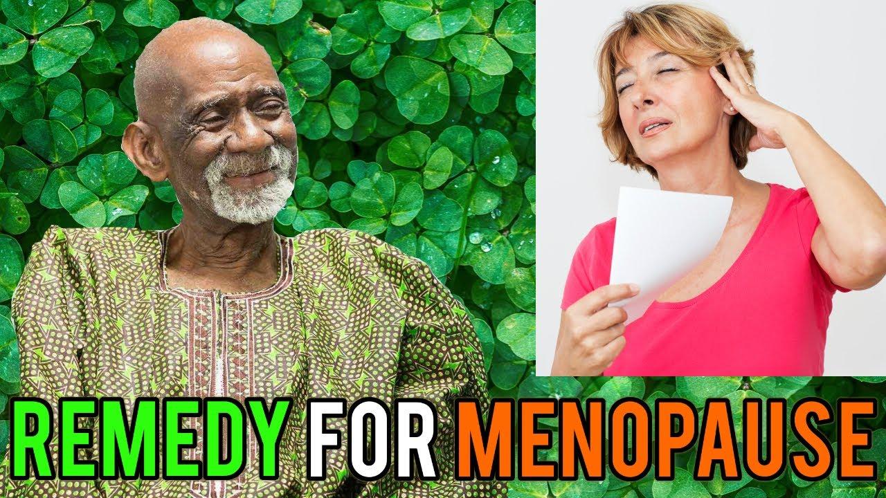 Dr Sebi – Natural Herbal Remedy For Menopause #Herbalmedicine