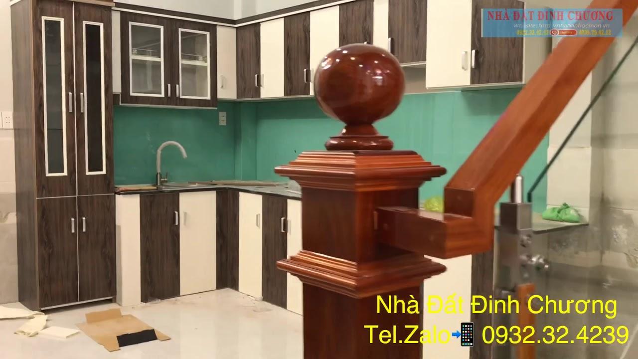Bán nhà sổ hồng riêng 2019 giá rẻ 1 tỷ 600tr, cuối Hóc Môn