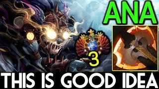 ANA Dota 2 [Slark] Battle Fury is a Good idea | Top-3 China