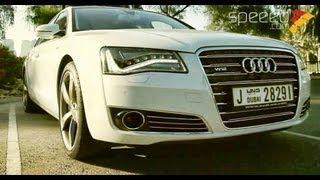 Audi A8L W12 - A8L W12 اودي