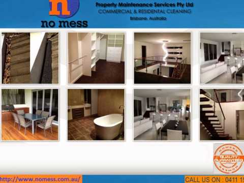 End Of Lease, Bond Cleaning & Handyman Services in Brisbane