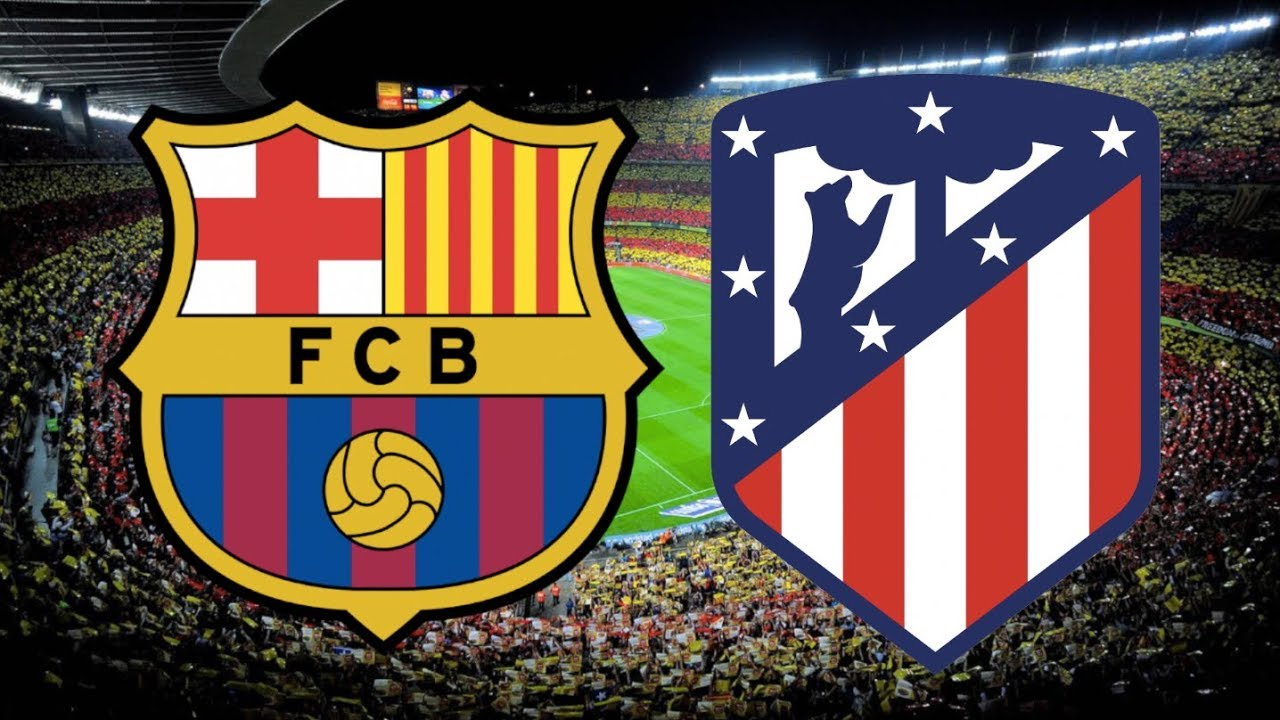 Barcelona Vs Atletico Madrid La Liga 2018 19 Match