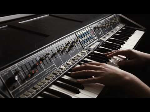 Polymoog 203A Synthesizer:  A Sonic Exploration