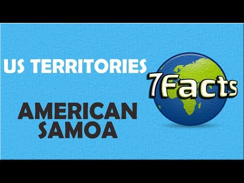7 Facts about American Samoa