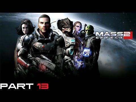 Mass Effect 2 Walkthrough Part 13 Samara Recruitment Mission