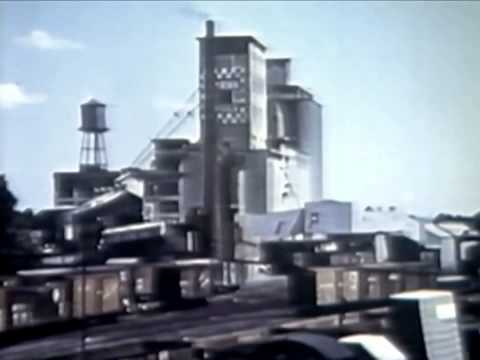 Illinois RailRoads 1950's - The Railroad Story - Historic Trains in America - WDTVLIVE42