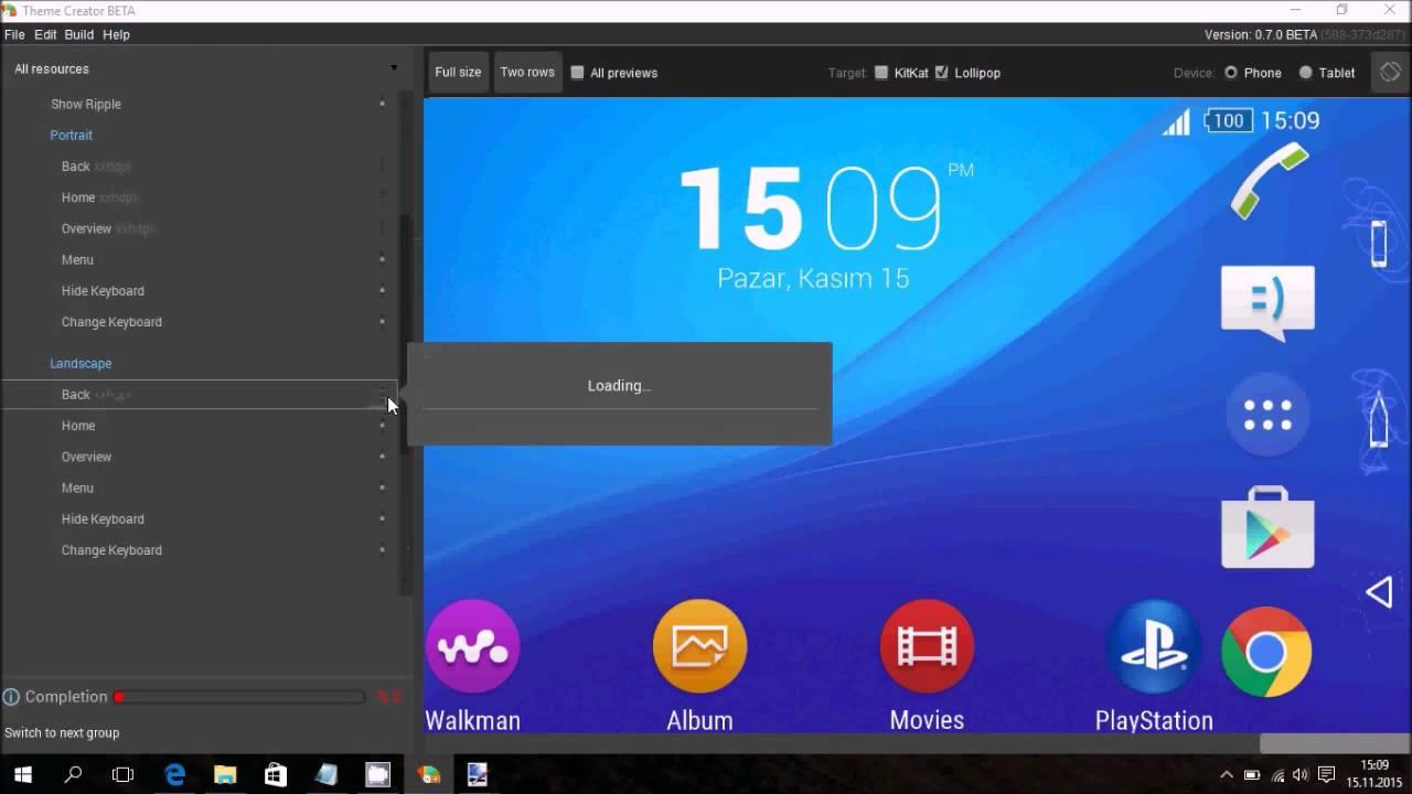 Gmail theme creator - Theme Creator Beta Anlat M Sony Xperia Ailesi Tema Oyun Grubu