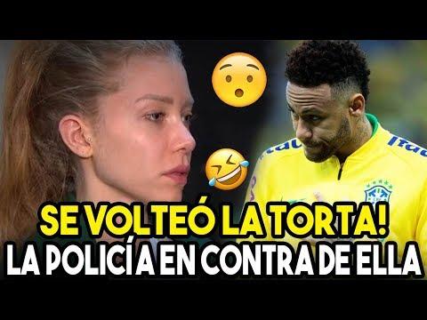 ULTIMA HORA – Ahora LA POLICÍA DENUNCIA A Najila Trindade En El Caso De Neymar