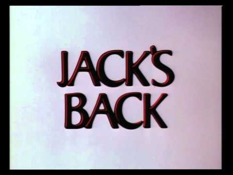 JACK'S BACK Paul Saax - Red Harvest