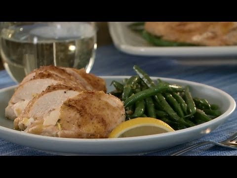 How to Make Stuffed Chicken Breasts | Chicken Recipes | Allrecipes.com - YouTube