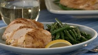 Chicken Recipes - How To Make Stuffed Chicken Breasts