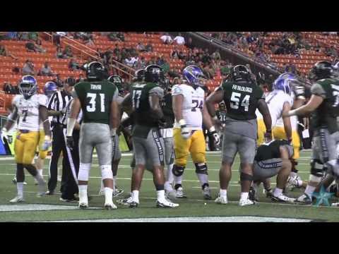 San Jose State rolls over Hawaii