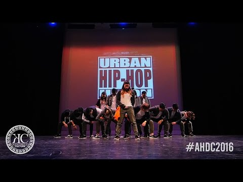 Ryerson University - UHHU - The Academy Hip-Hop Dance Competition 2016