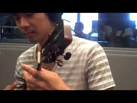 PRI's The World: Global Hit with a Ukulele Master