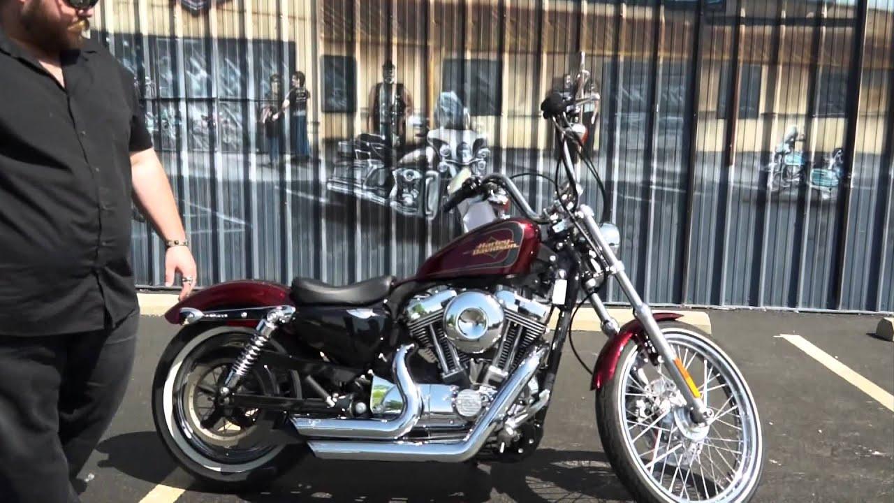 2012 Harley Davidson 1200 Sportster 72 Youtube