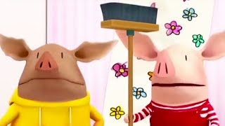 Olivia the Pig | Olivia and Grandmas Visit | Olivia Full Episodes | Kids Cartoon | Videos For Kids