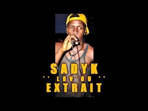 SaDyK Way Way -- Lov'ou -- EXTRAIT [ V8 RIDDIM ] 2012
