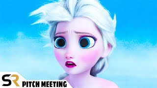 Frozen 2 Pitch Meeting