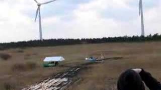 ロケットガール養成講座 打ち上げ hybrid rocket lift off.