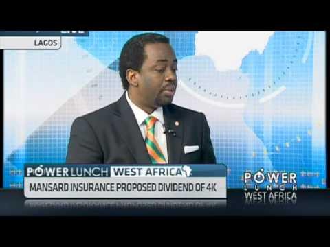 Mansard Insurance H1 EPS up 55%