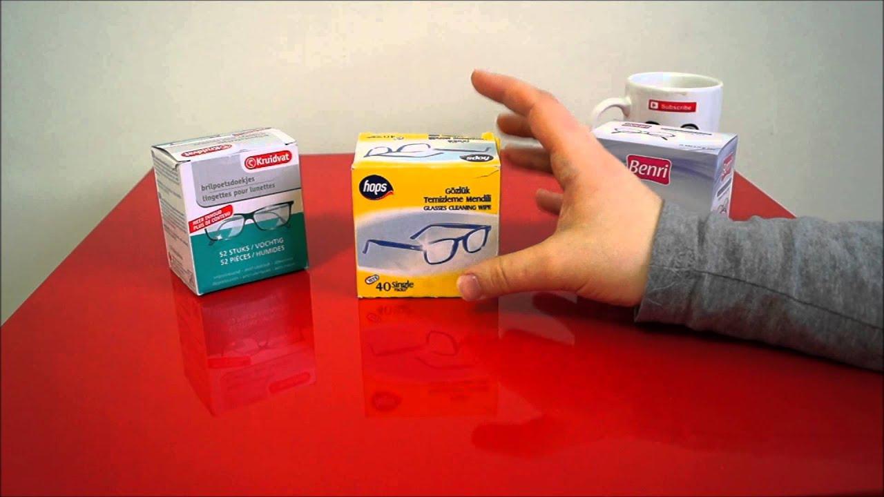 Gözlük camı nasıl temizlenir