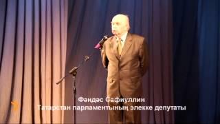 Әзһәр Шакиров 75 яшен билгеләде