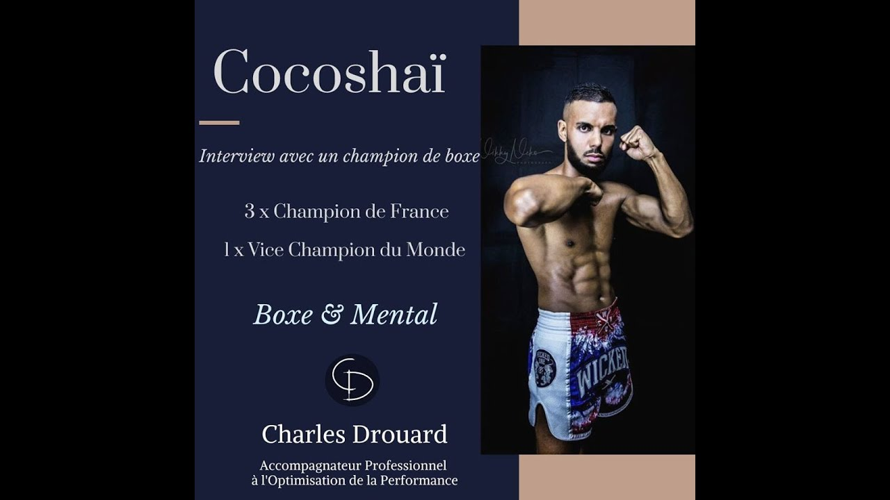 Interview avec un champion de boxe
