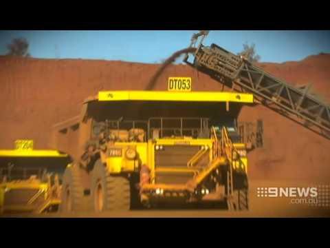 Iron Ore Price Attack | 9 News Perth