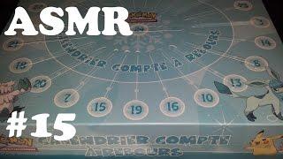 """ASMR #15 : """"Calendrier de l"""