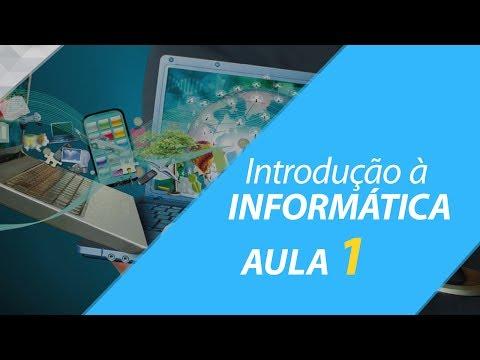 Curso Informática Básica ‹ Aula 1 › Introdução à informática