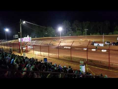 Pure Stock Heat Races 5/29/17 Flomaton Speedway