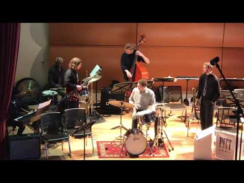 Pitt Jazz Ensembles with Roger Humphries 3/25/18