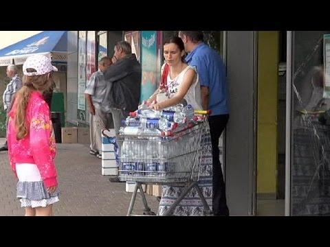 53,000 Ukraine refugees given shelter in Russia's Rostov region