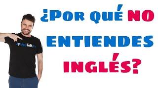 Aprende a ENTENDER EL INGLÉS hablado  (5 TIPS + Ejercicios) / 2019
