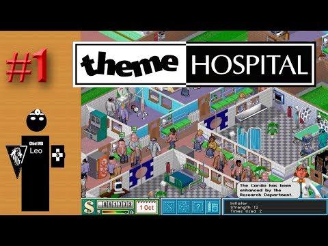 Let's Play Theme Hospital #1 Tu es te morituri te salutant