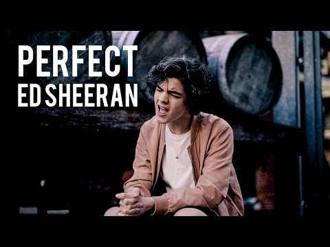 Perfect - Ed Sheeran (Cover by Alexander Stewart)