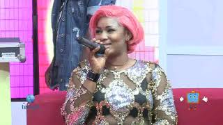 Les femmes dans le Show Biz au Burkina - La télé s'amuz