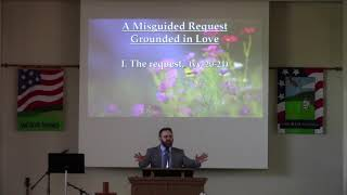 Mother's Day (5/9/21) Sermon from Calvary Bible Church