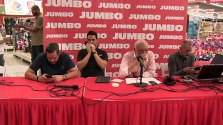 El Mismo Golpe desde Jumbo San Isidro SDE 13-Dic-2018
