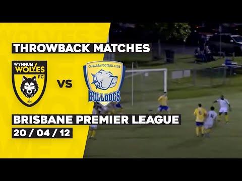 Capalaba vs Wolves FC - 20/04/2012