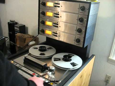 AMPEX AG-440, AG-440C analog tape recorder