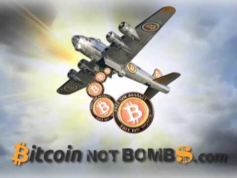 The Bitcoin Not Bombs Pilot Podcast