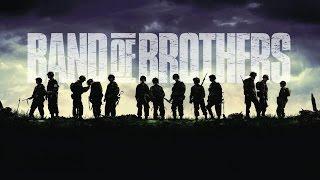 Лучшие военные сериалы (Братья по Оружию, Тихий океан, Поколение Убийц)