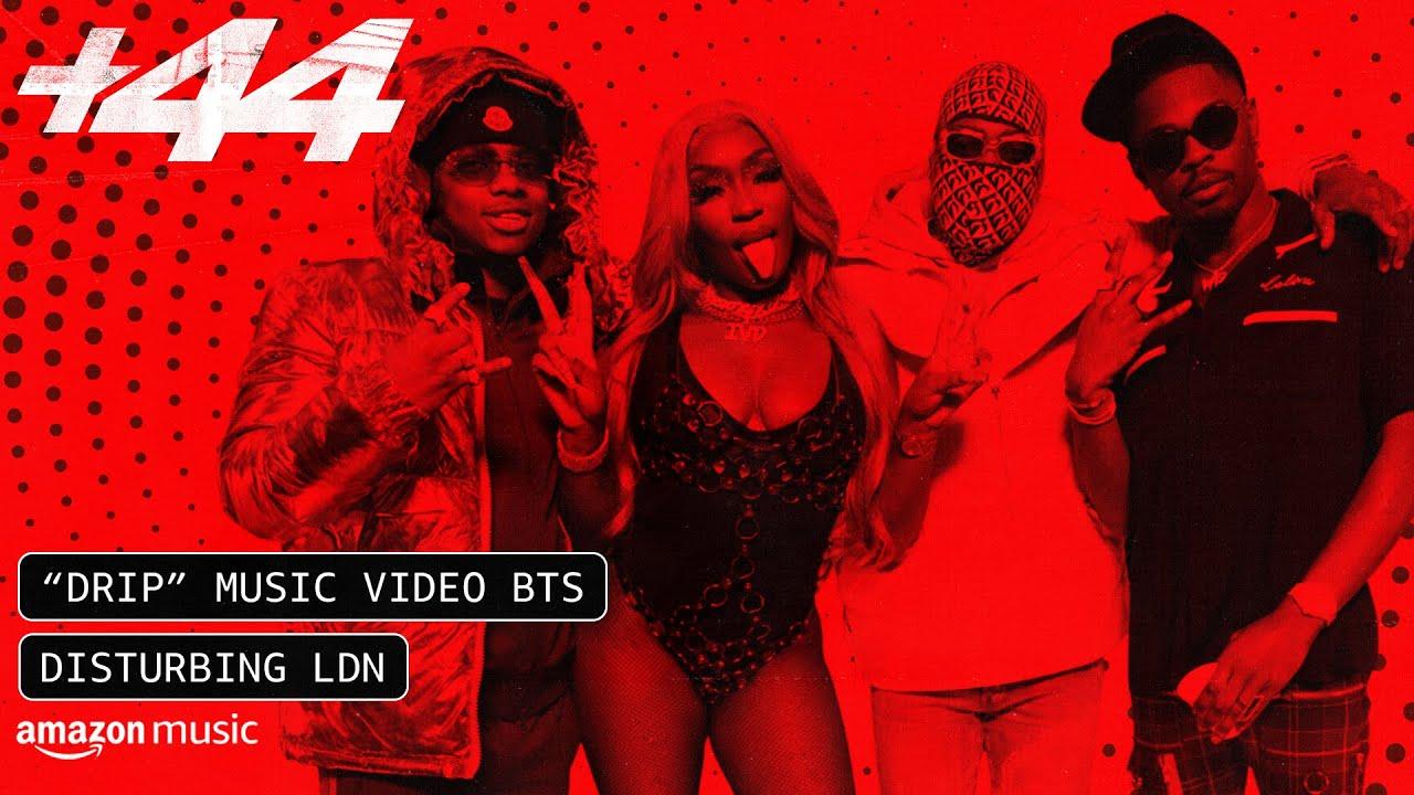 Disturbing LDN Presents: DRIP I BTS Music Video I Amazon Music