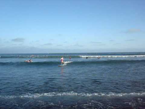 Ella Skye Surfing
