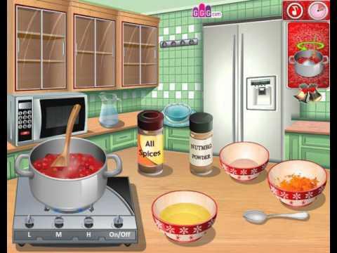 Игра Кухня Сары