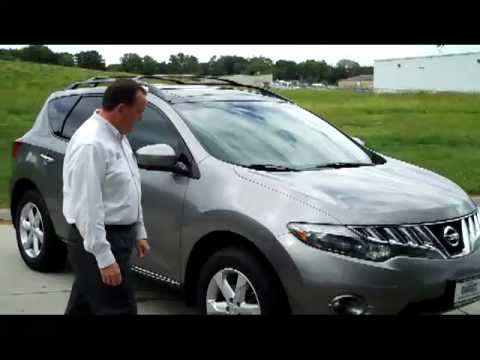Used 2009 Nissan Murano SL AWD for sale at Honda Cars of Bellevue ...