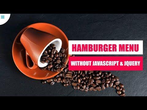 Download Animated Hamburger Icon Transforming Hamburger Menu Icon